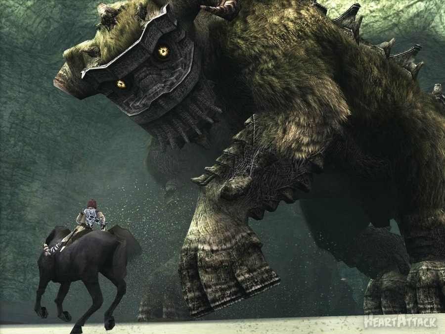 巨像 ワンダ と