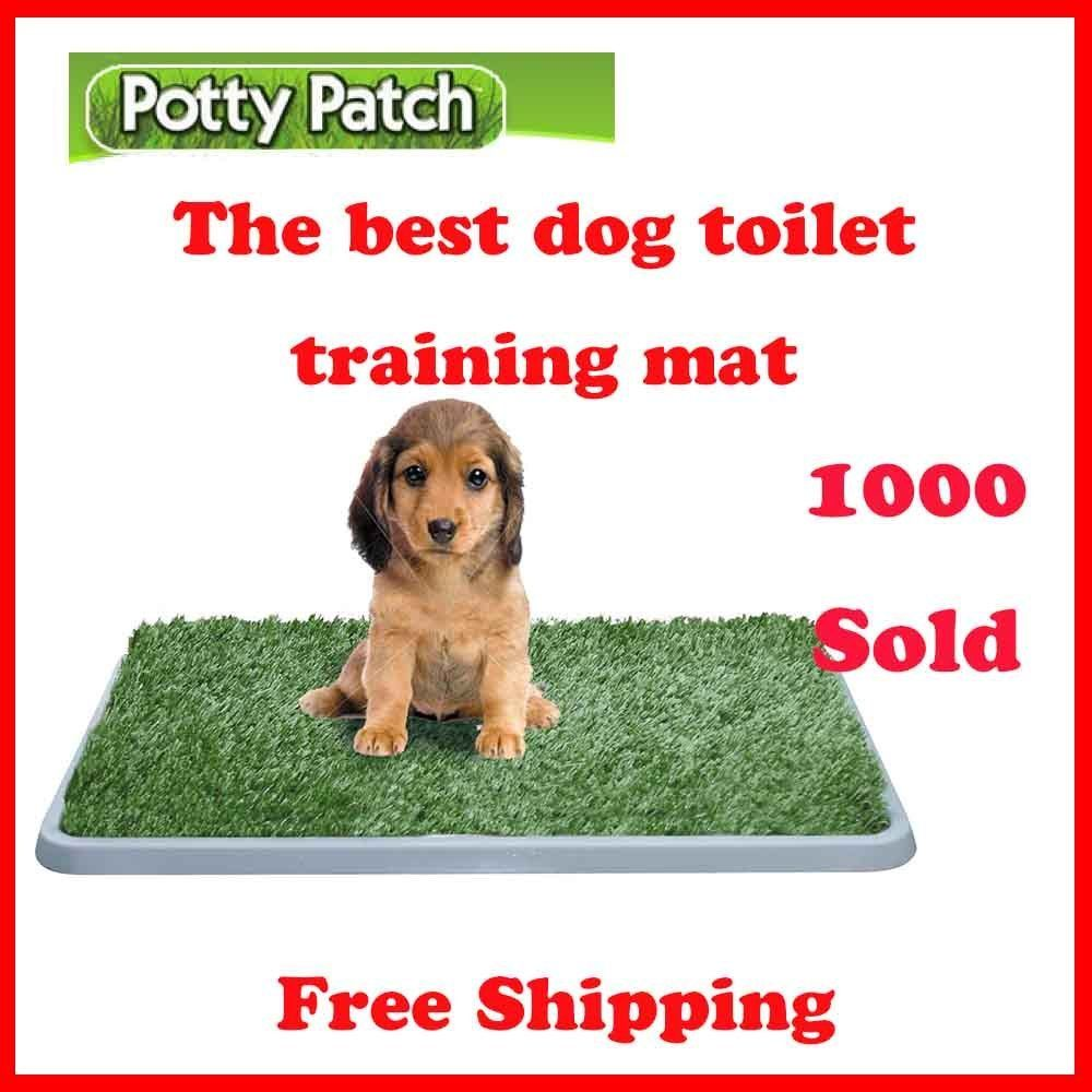 Details About Potty Pad Indoor Pet Bathroom Restroom Dog Puppy
