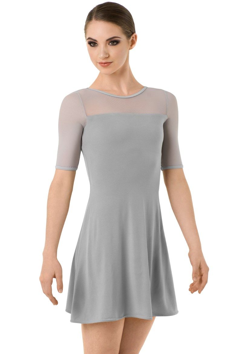 5186fa6655256d Short-Sleeve Tunic Shift Dress | Balera™ | Rhianna and Brenna duet ...