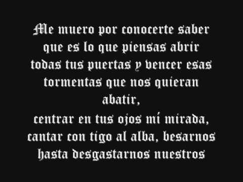 Alex Ubago Y Amaia Montero Sin Miedo A Nada Con Letra Frases Bonitas Frases De Canciones Amaia Montero