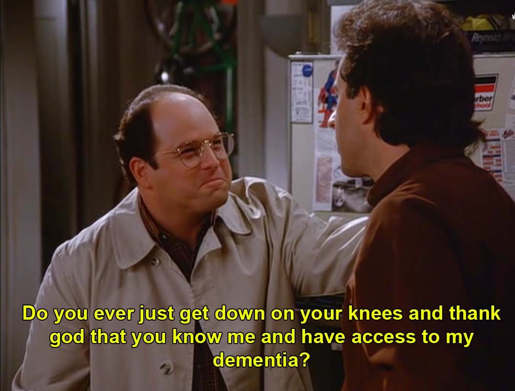 Seinfeld Quotes Seinfeld Quotes  Google Search  My Favorite Quotes  Pinterest