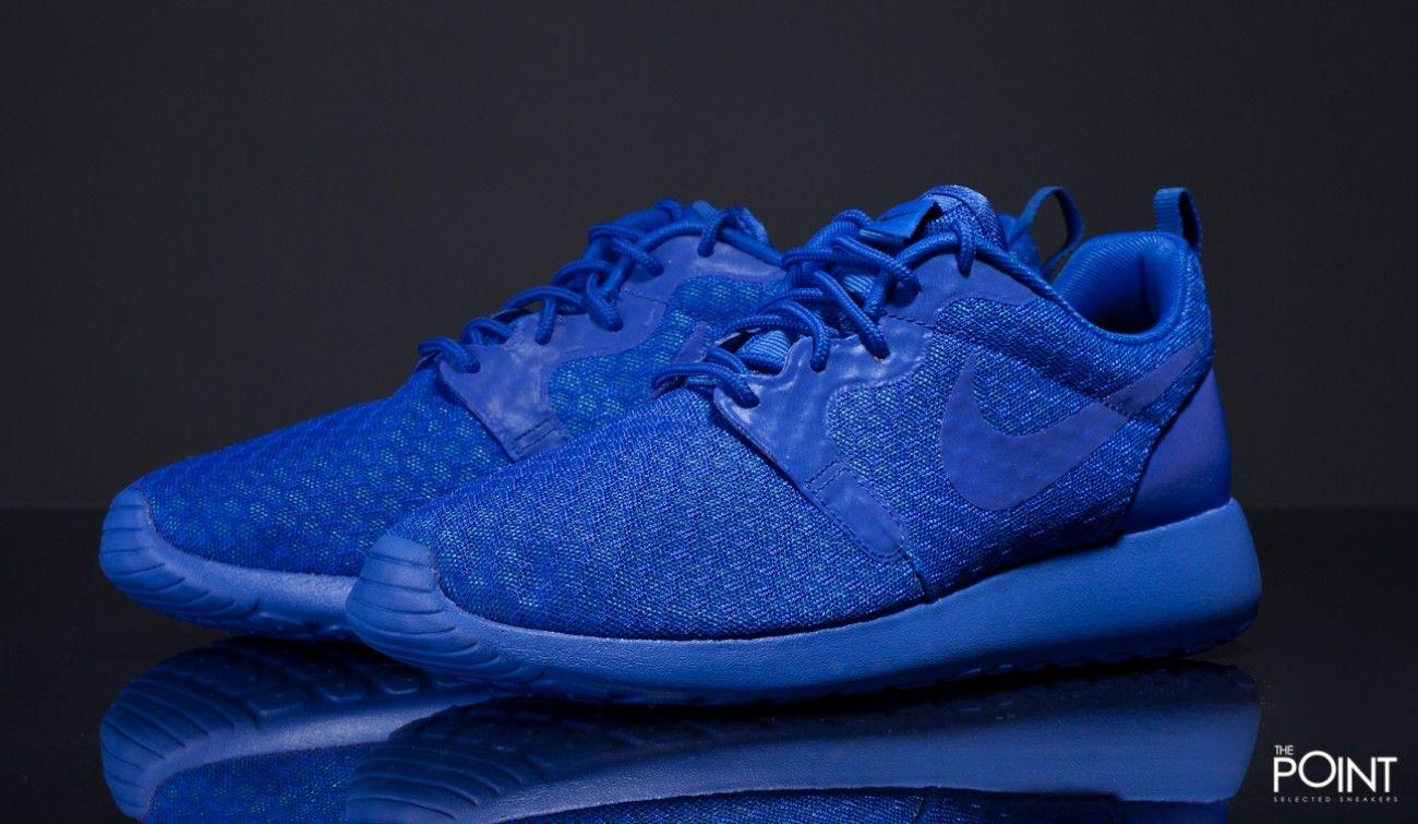 Zapatillas Azul Nike Roshe One Hyp Azul Zapatillas la nueva versión Hyperfuse del 0abc1c