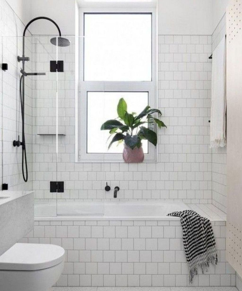 Awesome 38 Luxury Small Bathroom Designs Ideas With Shower More At Https Homyfeed Com 2019 04 14 38 Lu Kleine Badezimmer Kleine Badezimmer Design Badezimmer