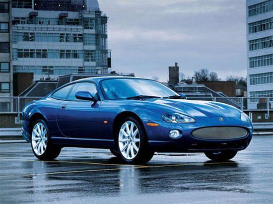 Jaguar xk 2004