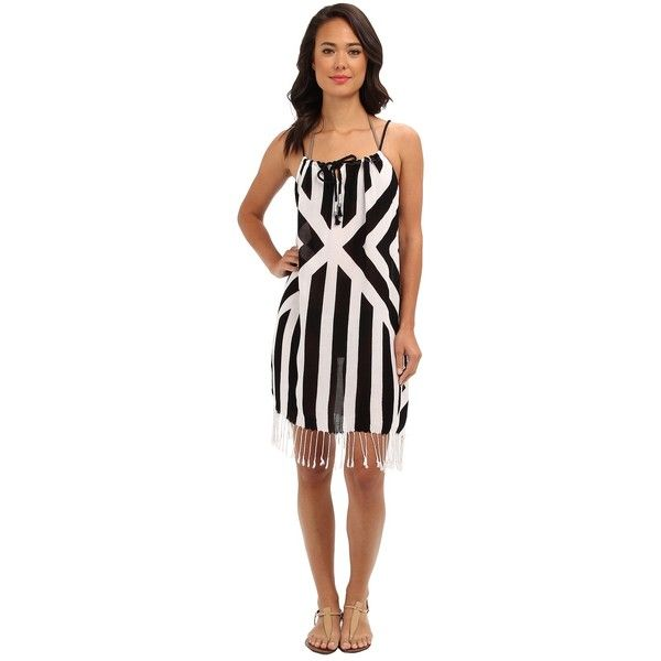 Seafolly Pop Beach Cover-up Dress $63