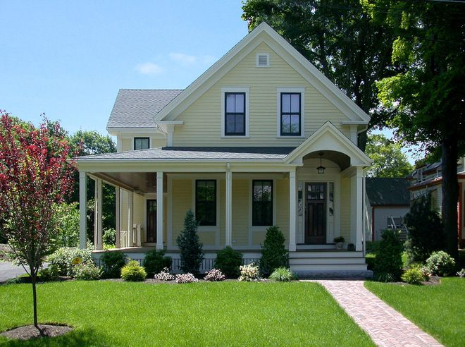 10 low cost tweaks to help your home sell farmhouse for Low cost farm house