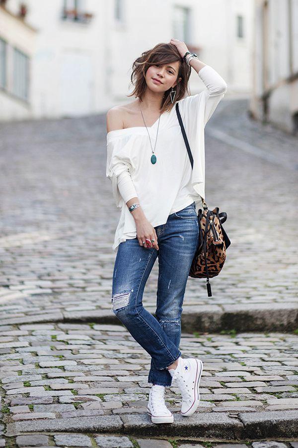 White converse outfits, Fashion clothes