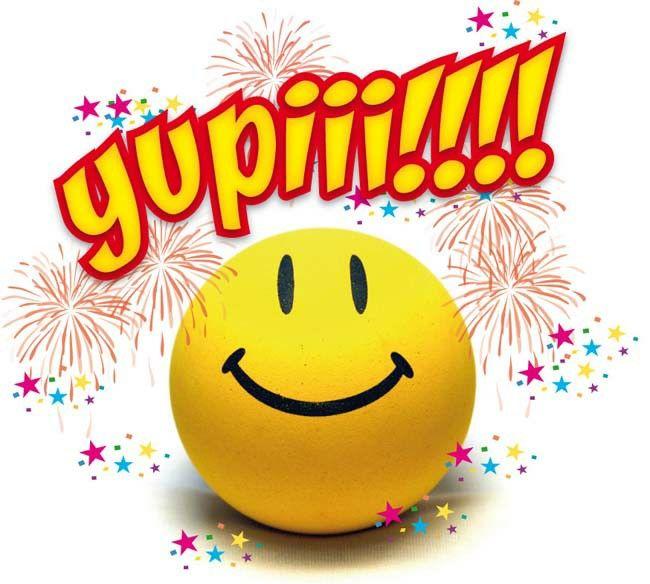 Yupiii Emoticons Emojis Smiley Emoji Emoji Images