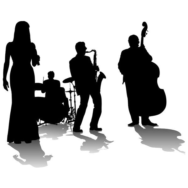Music Box 38 Png Liked On Polyvore Featuring Music And People Girl Silhouette Silhouette People Png