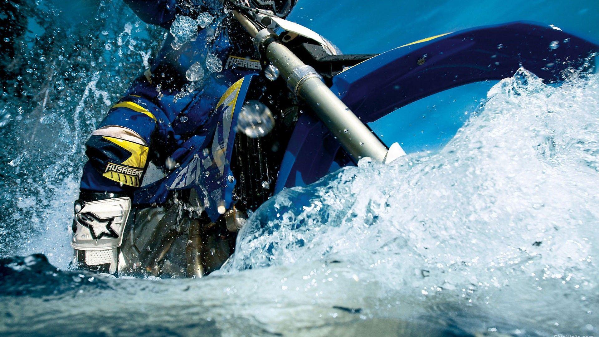 Monster Energy Motocross HD Desktop Wallpaper Widescreen High