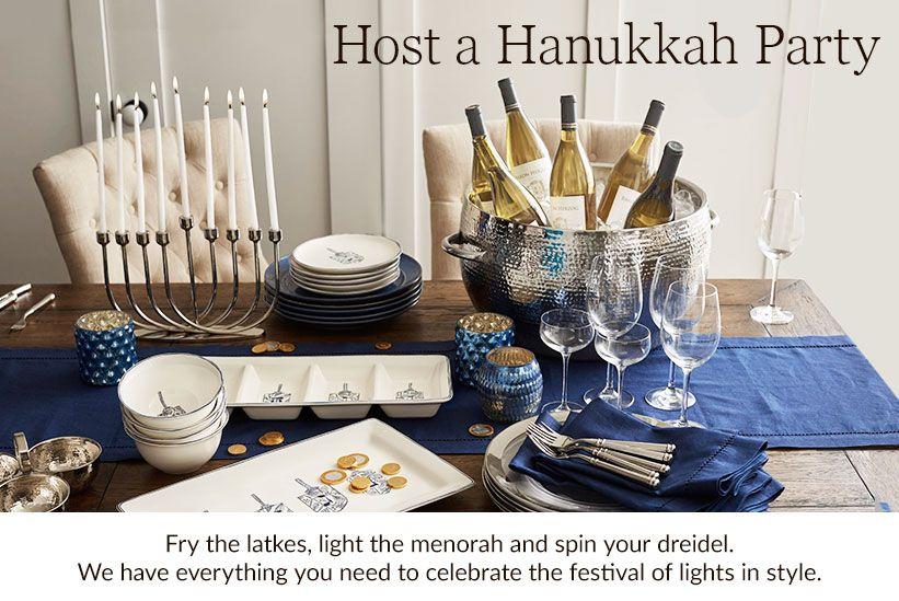 Host A Hanukkah Party Chanukah Decor How To Celebrate