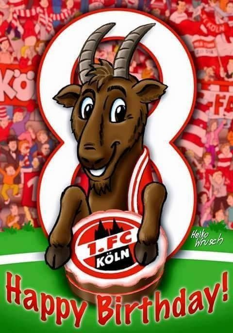 Fc Köln Geburtstag
