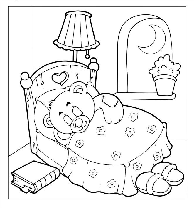 Free Printable Teddy Bear Coloring Pages For Kids Teddy Bear Coloring Pages Bear Coloring Pages Coloring Pages