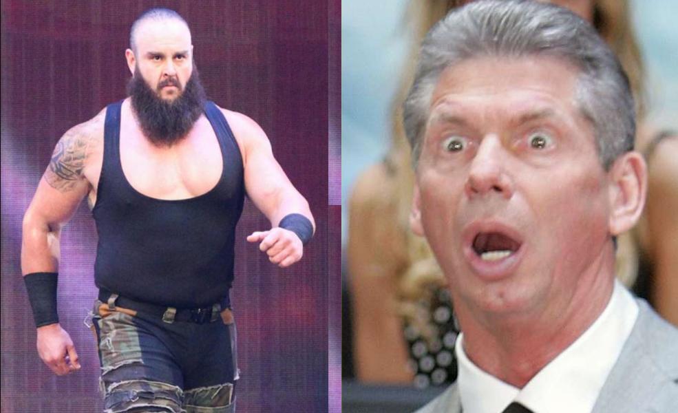 Wwe Rumor Roundup Braun Strowman S Tag Team Partner Revealed Former Champion Lead Top Fiction Top Fiction John Cena Wrestling Kevin Owens