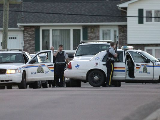 Three Canadian Police Officers Dead In Shooting Police Police
