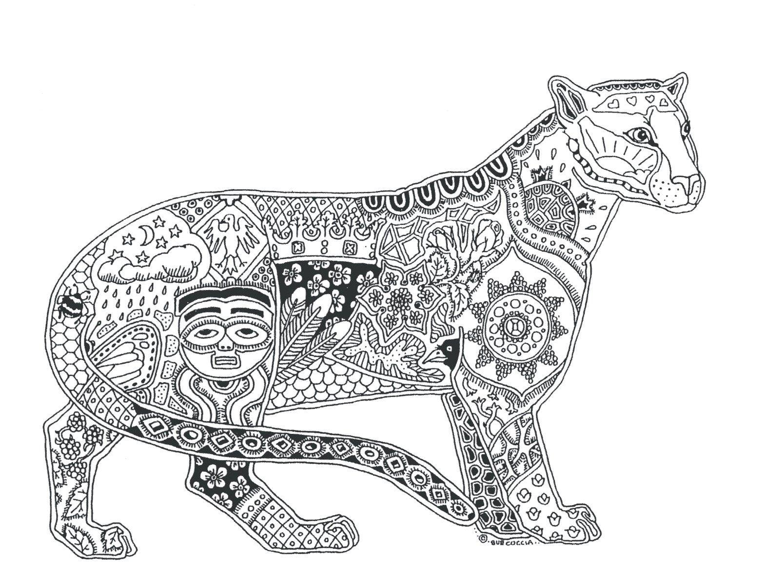 Lioness   Art techniques, Art, Types of art