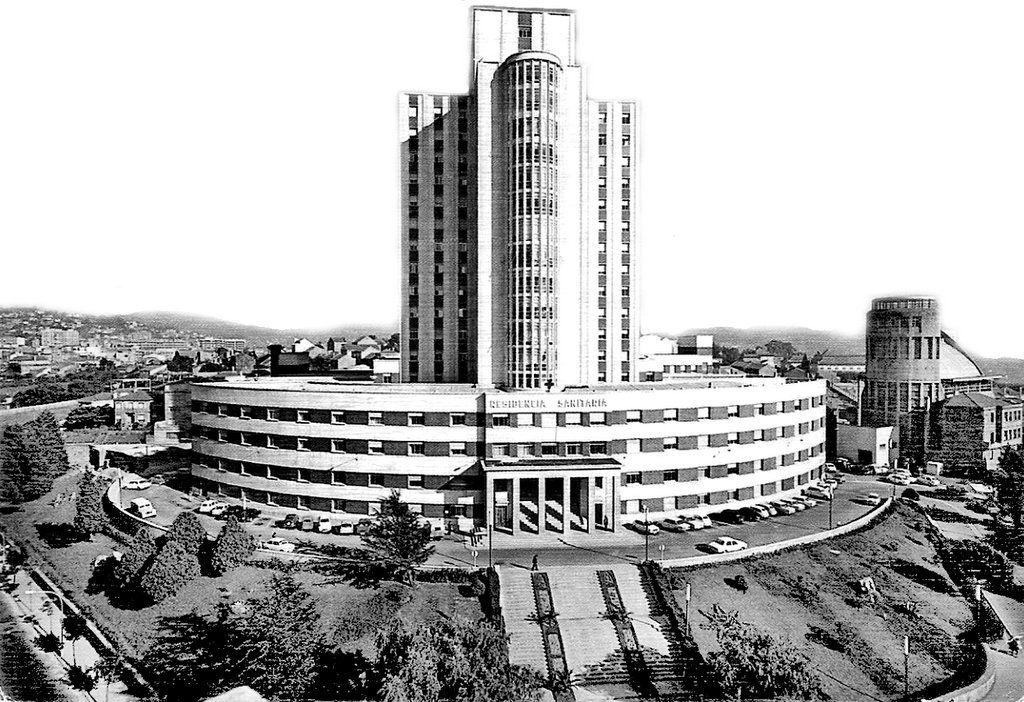 Residencia Almirante Vierna. Hospital Xeral