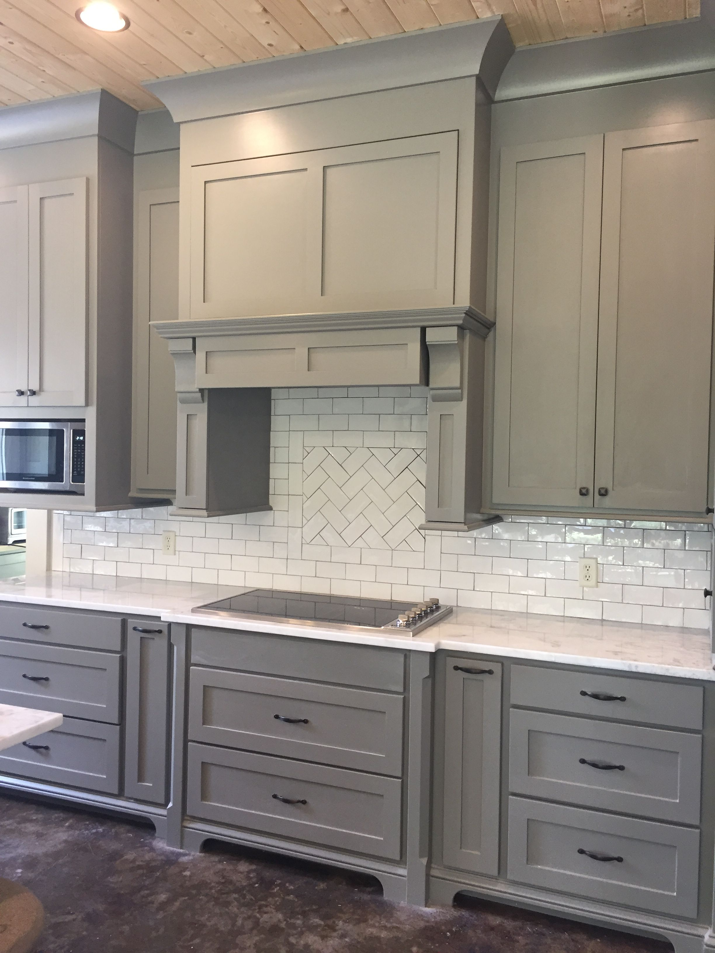 And The Winner Is Chelsea Gray Benjamin Moore This Will Be The Color For The Kitchen Cabinets Hc Comfortable Kitchen Kitchen Remodel Kitchen Inspirations