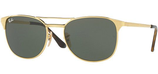c161ad6a1be50 Ray-Ban Signet Men s Gold Modern Pilot Sunglasses RB3429M 001 - Made In  Italy 8053672706703 eBay apos Gold Modern