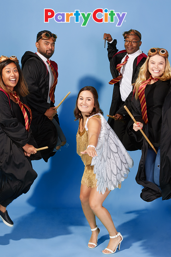 Will You Use Your Wand For Tricks Or Treats Discover Your Magical Powers When You Get Party City Costumes Halloween Costumes For Kids Cool Halloween Costumes