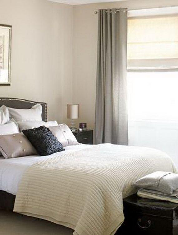 Luxury Comfortable Bedroom Decorating Ideas