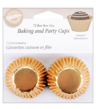 75 WILTON JEWEL CUPCAKE LINERS BAKING CUPS BIRTHDAY PARTY BAKERY SUPPLY 75