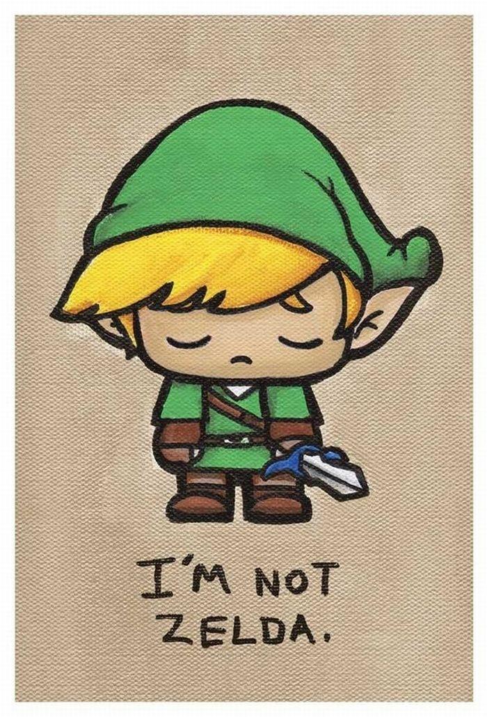 Super Emo Friends - Kleine und traurige Geek-Figuren | DerTypvonNebenan.de #geekculture