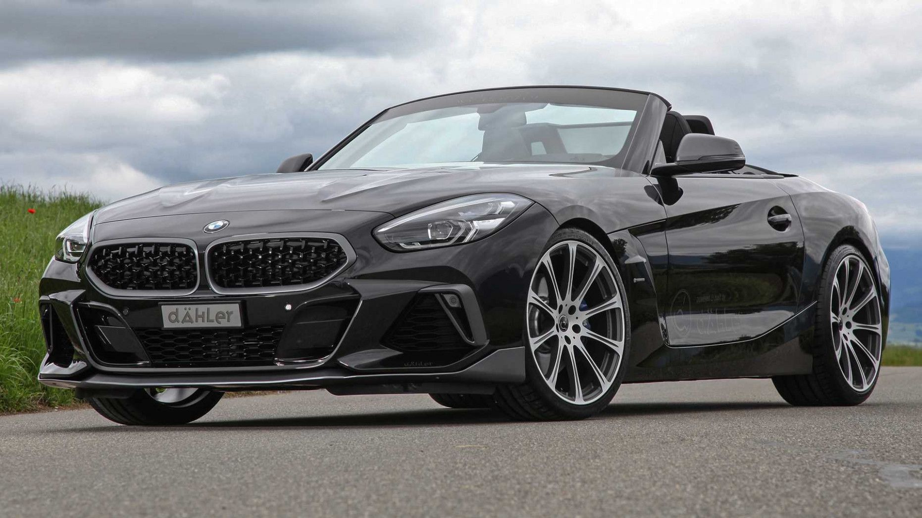Bmw Z4 Coupe 2020 Exterior And Interior Di 2020 Dengan Gambar
