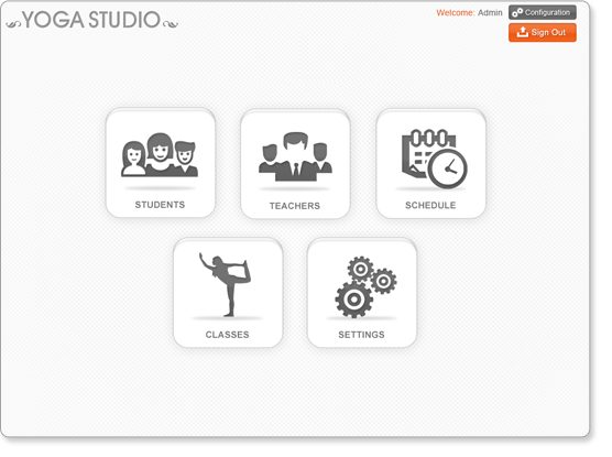 Professionally Manage Your Yoga Studio Features Get More Clients With Easy Scheduling Focus On Only Yoga Cl Yoga Studio Software Yoga Business Management