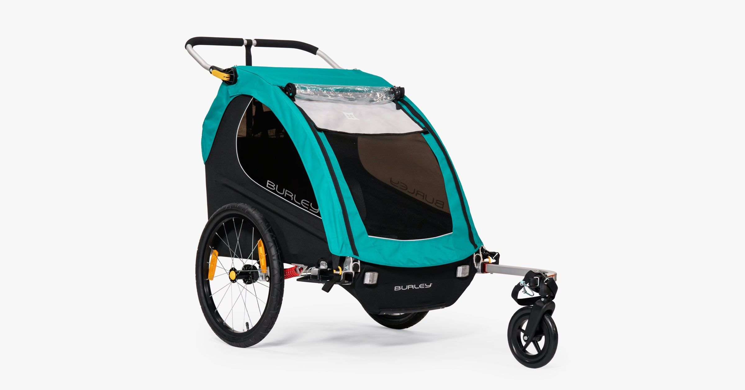 Burley Encore X Review A Fun but Flawed Bike Trailer