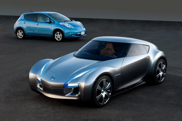 Cool Nissan 2017: Nissan Working On Next Generation Electric Sports Car  Cars Check More At