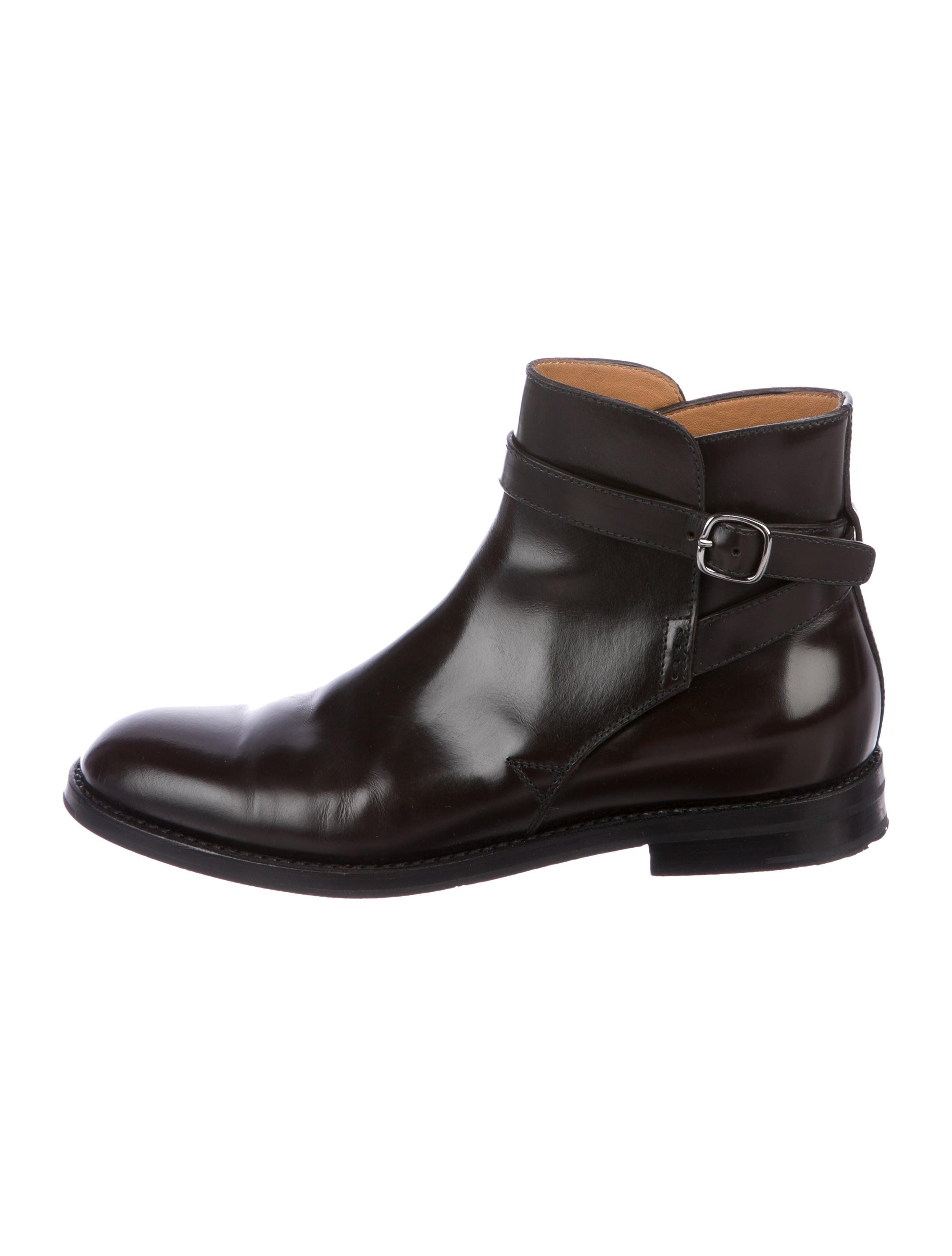 outlet cost geniue stockist online Church's Round-Toe Ankle Boots outlet affordable mRuQRKukep