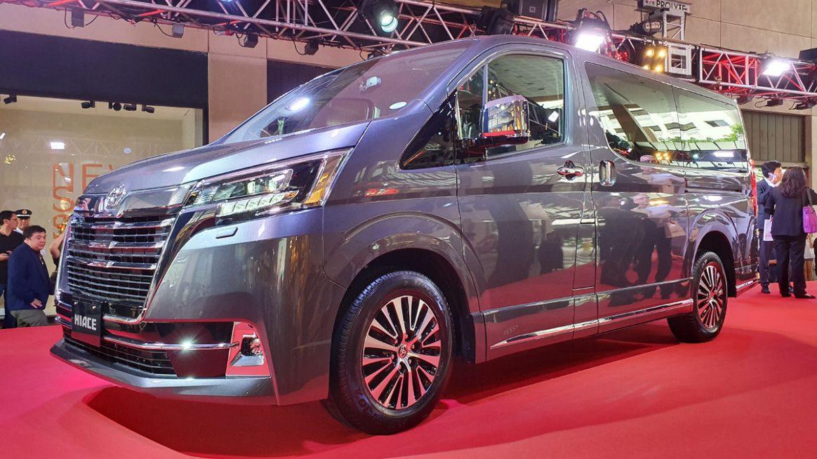 Toyota Grandia 2020 Price Philippines Specs And Review