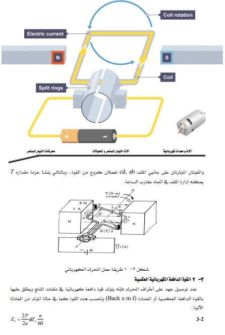 محركات التيار المستمر Pdf Electronic Bubble Electrical Panel Wiring Electrical Panel Pdf Download
