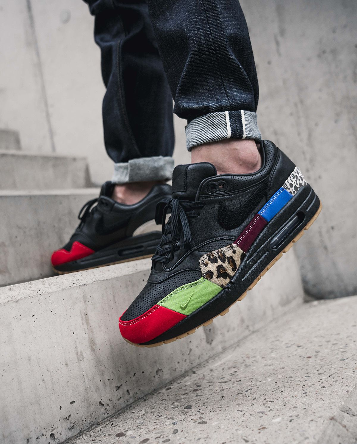 designer fashion 9b9cd f6ef3 Nike Air Max 1 Master  On-Foot, 27 Detailed Pics   Video - EU Kicks   Sneaker Magazine