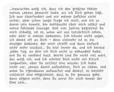 Liebesbriefe | desired.de | Liebesbriefe, Brief für ihn