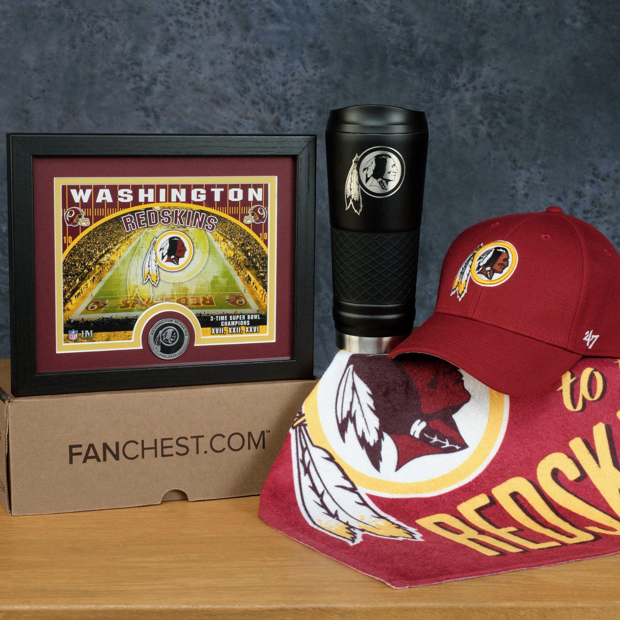 9421acd2 Washington Redskins FANCHEST Deluxe in 2019   Washington Redskins ...