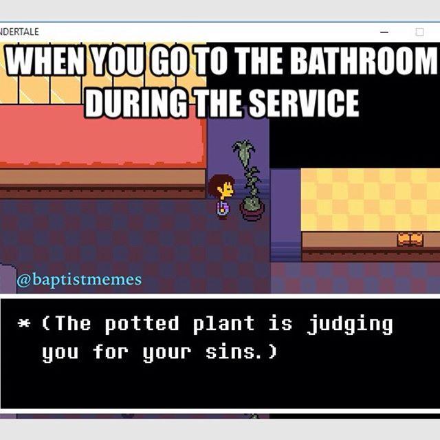 Gmx0 Baptistmemes Undertale Christian Humor Christian Memes Memes