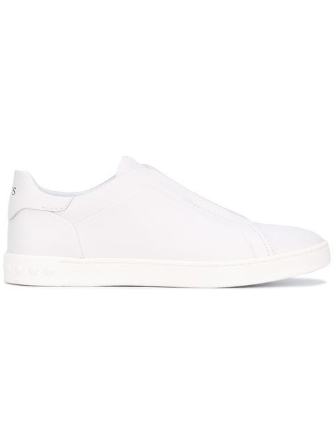 TOD'S Slip-On Sneakers. #tods #shoes #sneakers