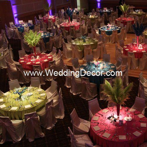 Brazilian Themed Wedding Reception From Weddingdecor
