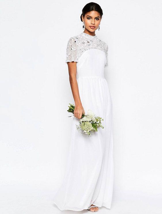 vestidos de novia por menos de 200 euros - | vestidos por menos de