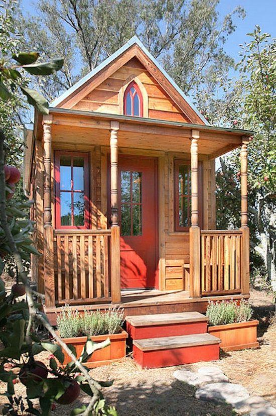 Ampersand Tiny House by Zyl Vardos