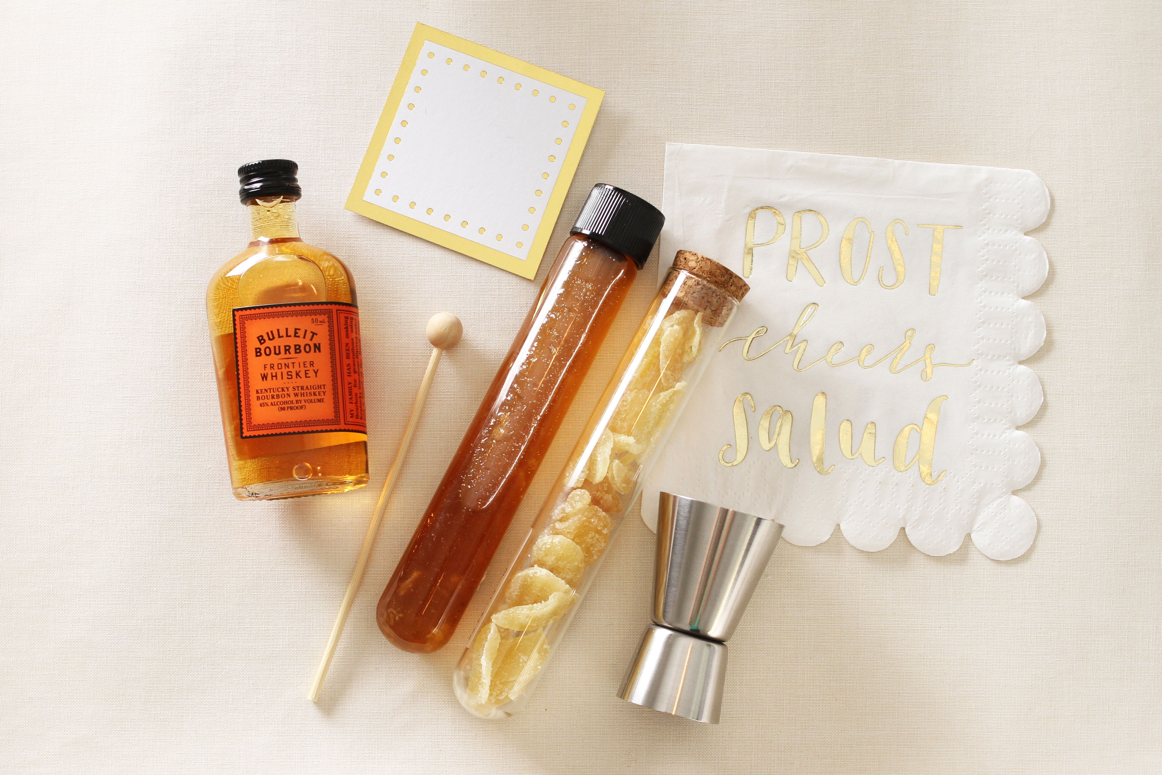 Mini Cocktail (or Mocktail!) Kits For Everyone On Your