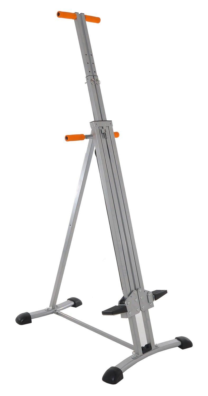 Conquer Vertical Climber Fitness Climbing Machine Step Machine Aerobics Workout Complete Body Workout