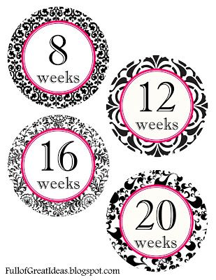 photograph relating to Free Printable Pregnancy Announcements titled Pin upon Being pregnant Pointers