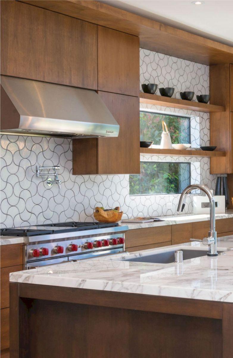 Mid Century Modern Kitchen Design Ideas 1 In 2020 Mid Century