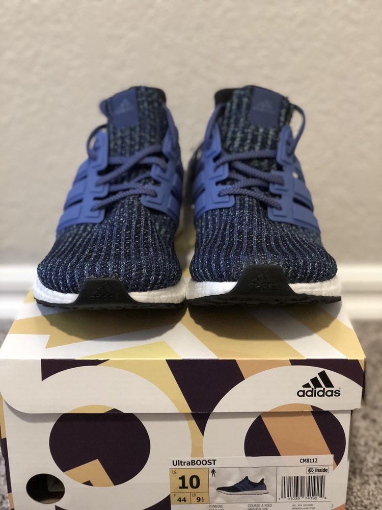1c9598132 adidas Ultra Boost 4.0 Hi Res Blue - Size 10  fashion  clothing  shoes   accessories  mensshoes  athleticshoes (ebay link)