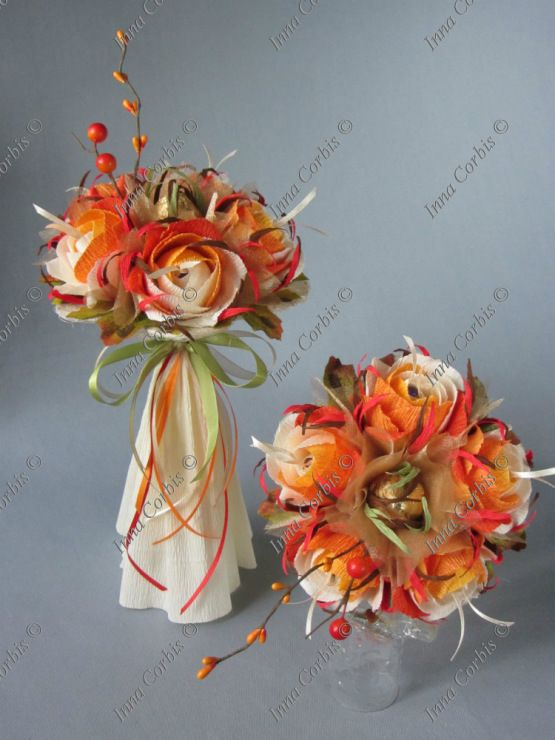 Цветы и букетики