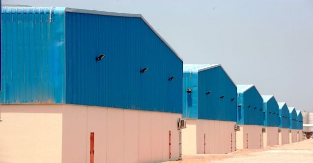 Warehouse For Rent In Al Jurf Area In The Backside Of China Mall In Al Jurf Area Ajman These Warehouses Has Governmen Ajman Property For Rent Renting A House