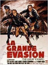 La Grande Evasion Film 1963 Allocine Evasion Film Films De Guerre Film De Guerre